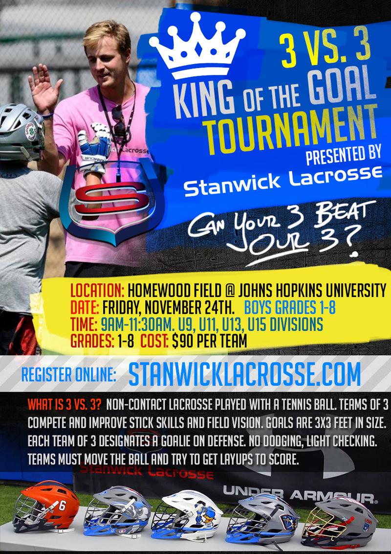 Annual 3×3 Tournament at JHU